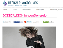 Design Playgrounds