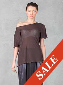Brown T-shirt - SALE!